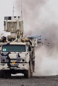 Стало известно о возможном уничтожении 42 российских «Панцирей» в Ливии и Сирии