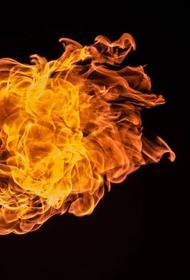 В Краснодарском крае на газовой АЗС произошел пожар, пострадали три человека