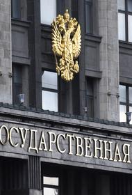В Госдуме прокомментировали заявление британского министра о «российской угрозе»