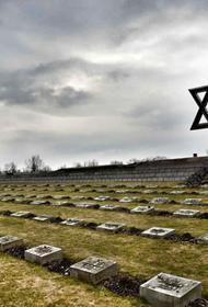 Жертвы холокоста требуют от Германии компенсации за трансфер в концлагерь