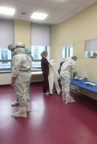 Хабаровским медикам продлили выплаты за лечение больных коронавирусом