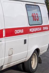 Автобус столкнулся с иномаркой под Калининградом, погиб человек