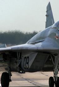 Украина предоставит секретные сведения Израилю о МиГ-29