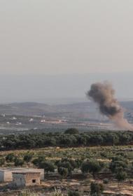 Турецкая армия обстреляла сирийское мирное население в Хасаке