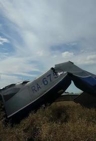 В результате жёсткой посадки легкомоторного самолёта в Калининградской области пострадали три человека