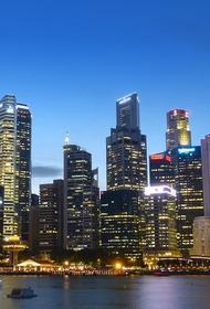 Приезжающих в Сингапур обяжут носить электронные браслеты во время карантина