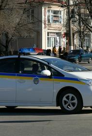 В МВД Украины раскрыли личность мужчины, который хочет взорвать бизнес-центр в Киеве