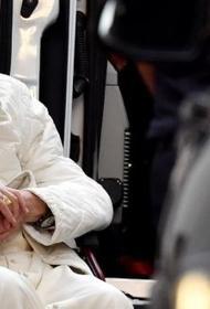 Немецкие СМИ пишут о серьезном заболевании отказавшегося от престола Папы Римского Бенедикта XVI