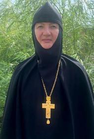 Настоятельница Среднеуральского женского монастыря выступила с обращением