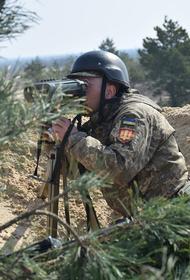 Появилось видео с деталями приведшей к потерям среди сил ЛНР воздушной атаки ВСУ