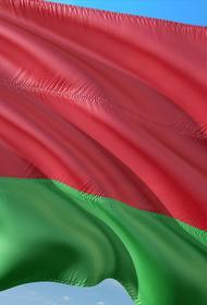 Опубликовано видео с колонной белорусской  бронетехники у границы с РФ