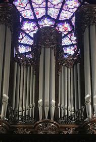 Реставрация органа началась в соборе Парижской Богоматери, пострадавшем при пожаре