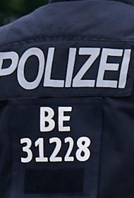 Неизвестные напали в Берлине на машину инкассации