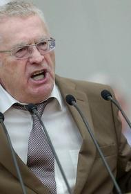Жириновский допускает начало волнений в Белоруссии в случае победы Лукашенко