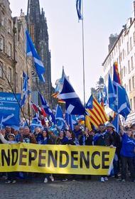 Коронавирус подтолкнул Шотландию к независимости