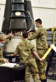 США испытали баллистическую межконтинентальную ракету – носитель ядерного заряда