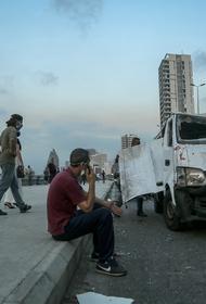 Названо предварительное количество пострадавших и погибших в результате взрыва в Бейруте