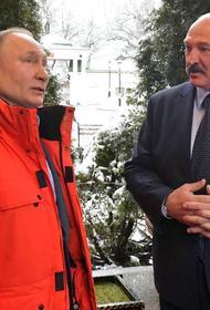 Лукашенко ввязался в хитрую игру Путина?