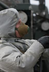Для борьбы с коронавирусной пандемией ЦВО задействовал свои войска РХБЗ