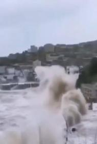 Из Китая на Хабаровский край надвигается мощный тайфун