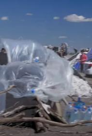 Россия, 2020, нечеловеческие условия: стихийный лагерь мигрантов, которые никому не нужны