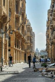 Названа возможная сумма ущерба от взрыва в Бейруте