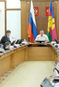 В Краснодаре обсудили развитие северо-восточных районов города