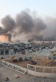 Власти Бейрута оценили ущерб от мощного взрыва в порту