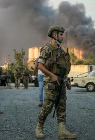 Журналист из Бейрута предположила, что взрыв в порту - дело рук военных