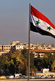 Вашингтон заинтересован в смещении Асада