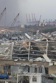 В Бейрут вылетел четвертый самолет МЧС