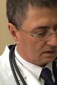 Доктор Мясников сравнил коронавирус с ВИЧ