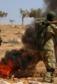 Исламисты атаковали сирийские войска на востоке Алеппо