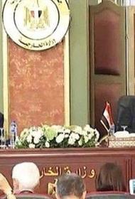 Египет и Греция подписали соглашение о демаркации морских границ между двумя странами в Средиземном море
