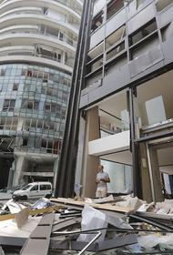 Сотрудник МЧС России рассказал о процессе разбора завалов после взрыва в Бейруте