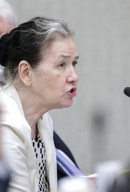 Хованская заявила, что россияне не должны платить за ЖКХ более 15% от совокупного дохода семьи