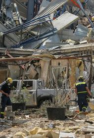 Граждан России среди погибших при взрыве в Бейруте нет