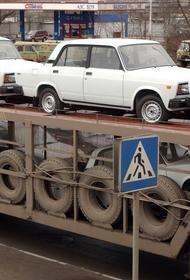 В Госдуме предложили отменить транспортный налог на автомобили российских марок