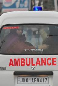 При жесткой посадке самолета в Индии погибли четырнадцать человек