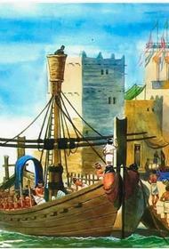 Первые конкистадоры. Древние финикийцы и карфагеняне вероятно бывали не только в Британии, но и достигали Америки