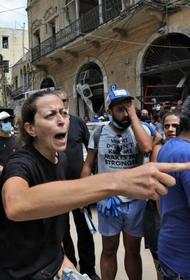 Бейрут сегодня: сотни тысяч без крова, массовые протесты, опасность эпидемии