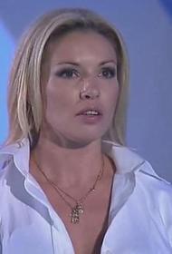 Ирина Лобачёва подала на развод