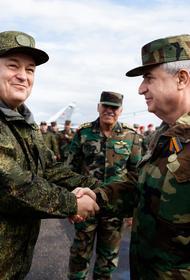 Минобороны РФ считает неприемлемым присутствие войск США в Сирии