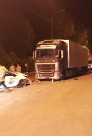 ДТП с участием полицейского произошло в Самарской области. Есть погибшие и пострадавшие