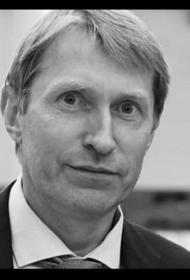 В Петербурге умер Андрей Ковалёв - руководитель представильства Ленобласти при правительстве РФ