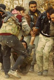 Исламистские группы в Сирии передрались между собой, не поделив награбленное