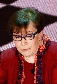 В Риме на 101-м году жизни скончалась итальянская актриса Франка Валери