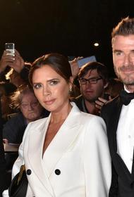 СМИ считают, что старший сын Дэвида и Виктории Бэкхем тайно женился