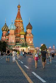 В середине августа в Москву придет осень