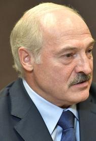 Лукашенко: протестующими в Белоруссии управляли из-за границы